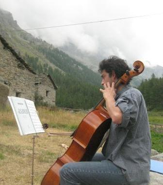 cello solo