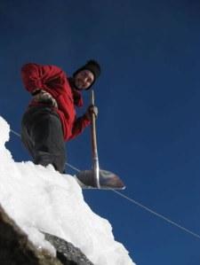 spala neve rifugio